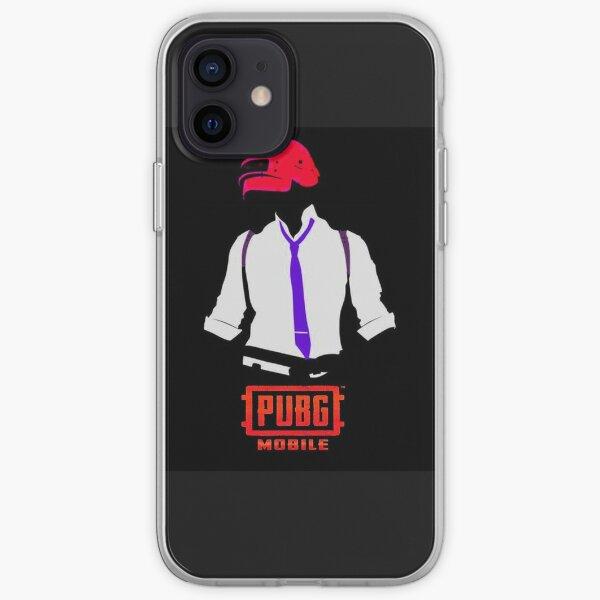 pubg mobile Funda blanda para iPhone