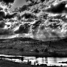 Light Rain by CezB
