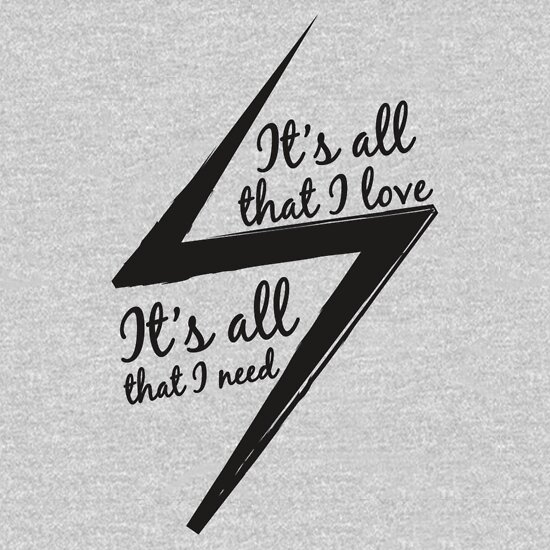 TShirtGifter presents: It's All That I Love