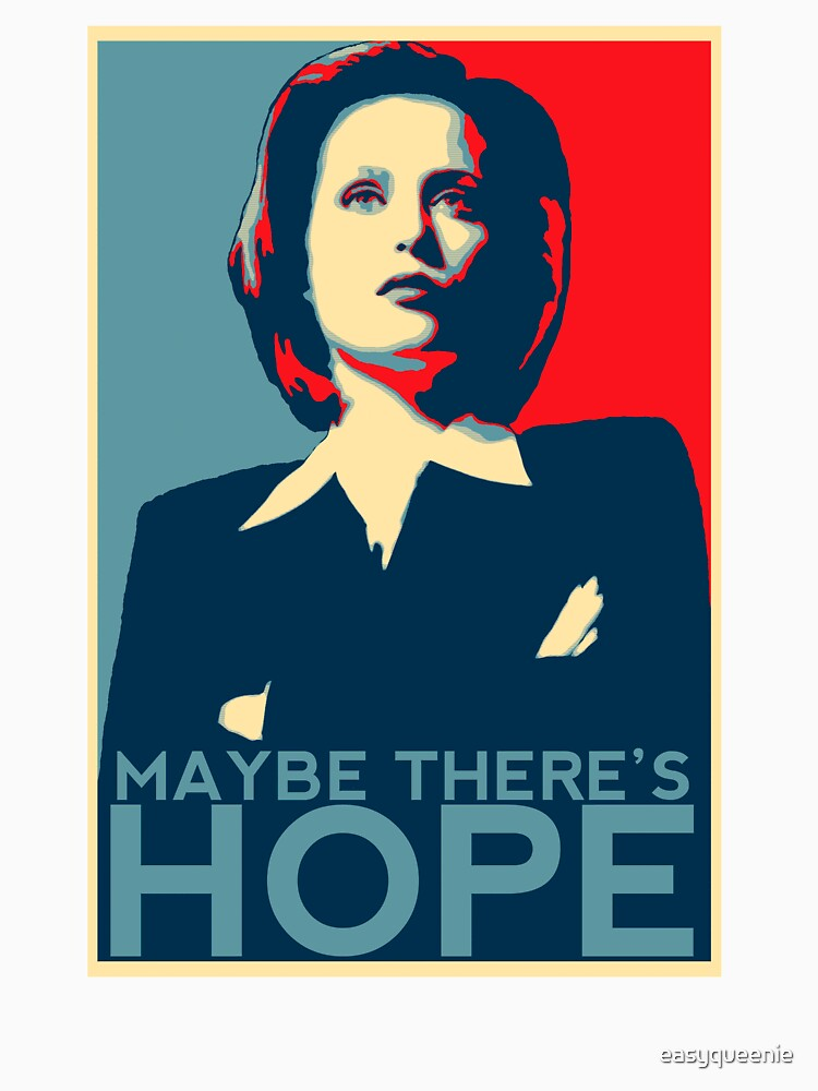 Scully: Maybe There's Hope | Unisex T-Shirt