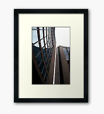 Toronto City Hall 3 Framed Print