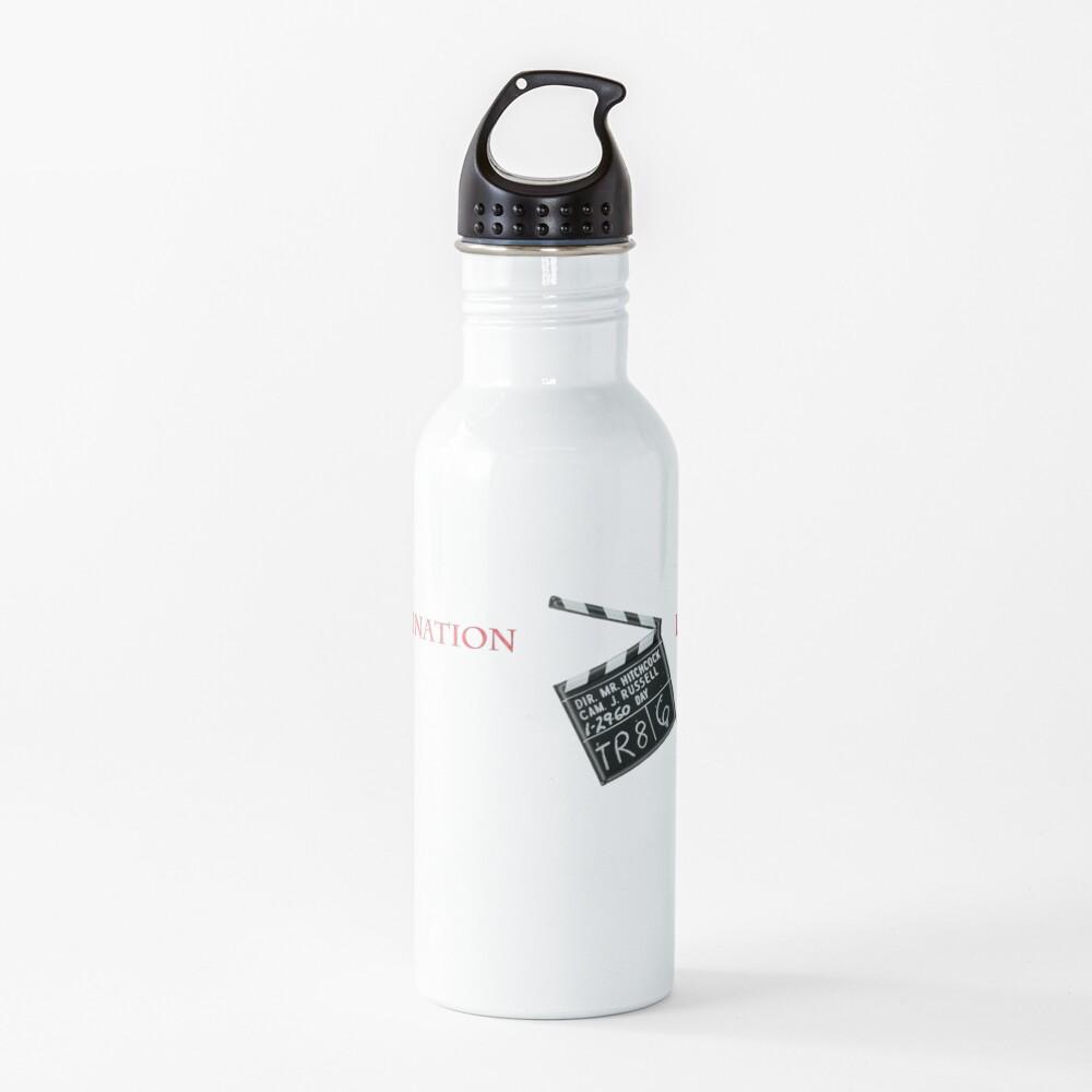 Alfred Hitchcock™ - Imagination > Logic Water Bottle