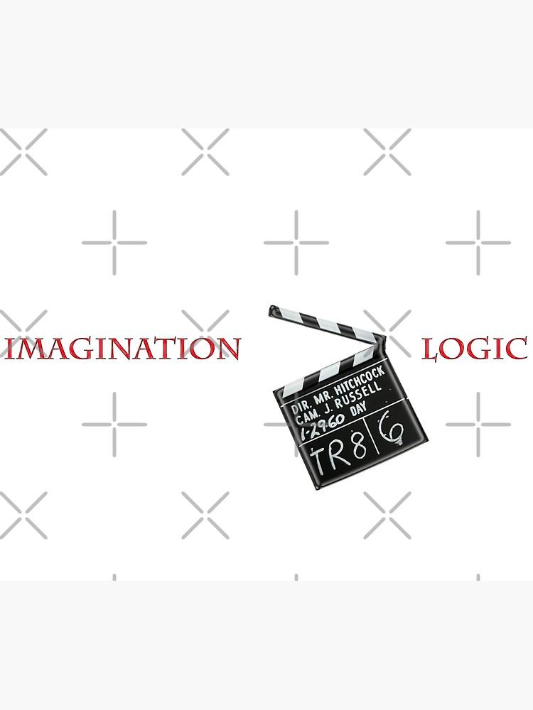 Alfred Hitchcock™ - Imagination > Logic by kingddb