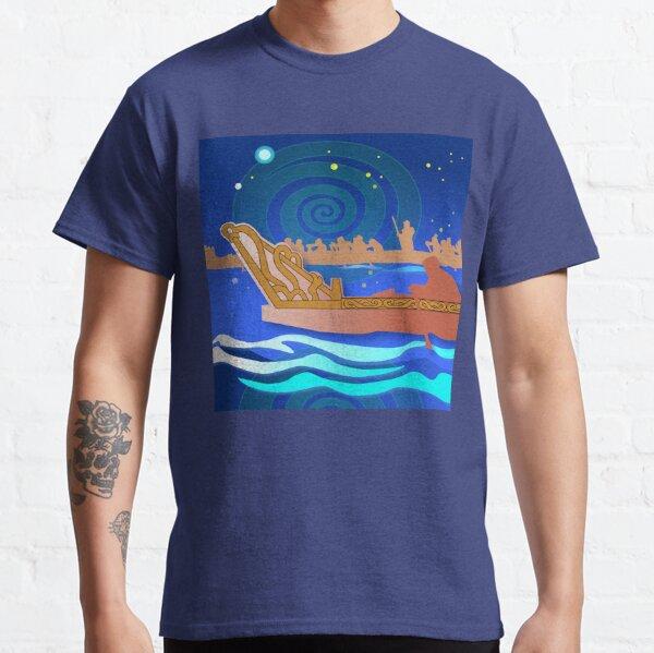 Maori Canoes - Waka Classic T-Shirt