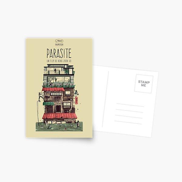 Parasite (alternative) - HIGH QUALITY Postcard