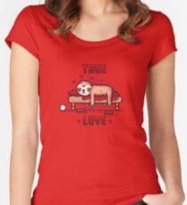 True love Women's Fitted Scoop T-Shirt