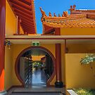 Chung Tian Temple by Vanessa Pike-Russell
