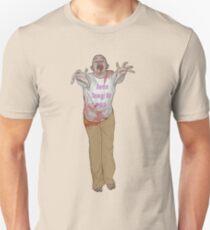 hug it out zombie Unisex T-Shirt