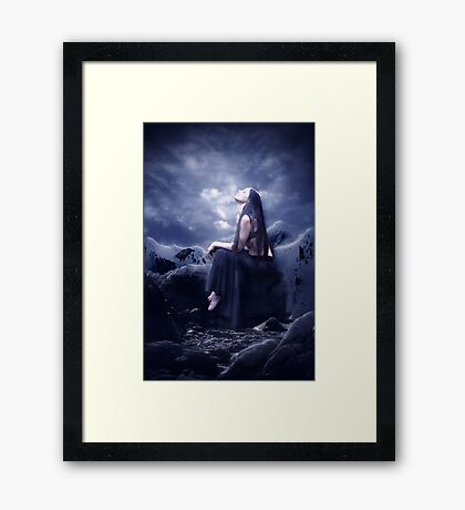All I Need Is The Air That I Breath... Framed Print