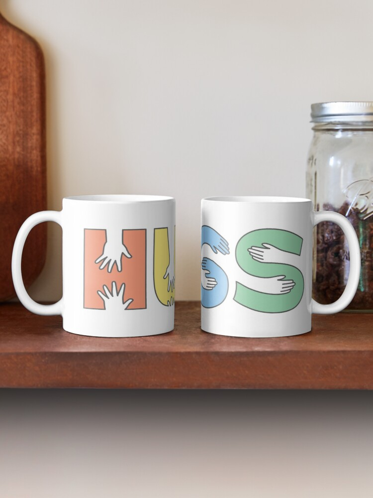 Alternate view of HUGS Mug