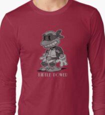 Turtle Power Long Sleeve T-Shirt