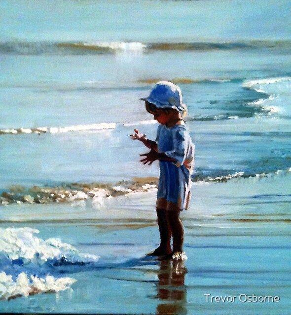 Sand on my Hands by Trevor Osborne