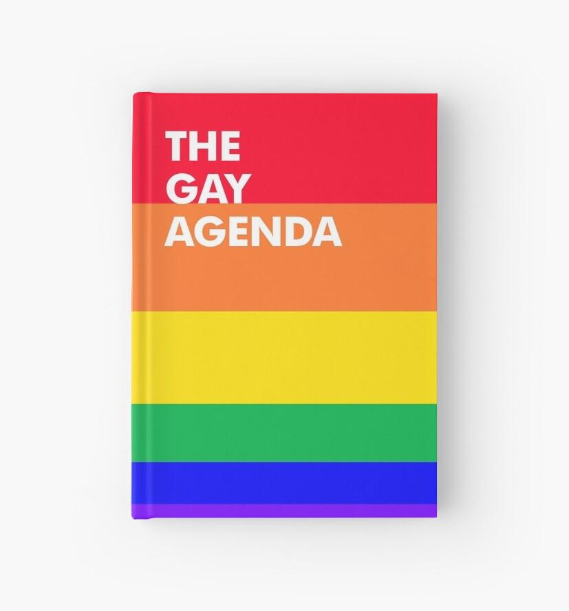 The Gay Agenda by AramisArt
