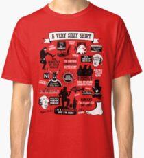 Monty Python Quotes Classic T-Shirt