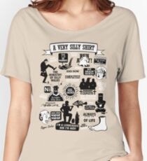Monty Python Quotes Women's Relaxed Fit T-Shirt