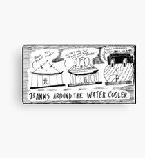 Treasury Humor Canvas Print