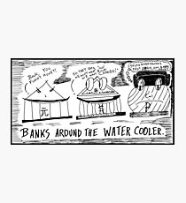 Treasury Humor Photographic Print