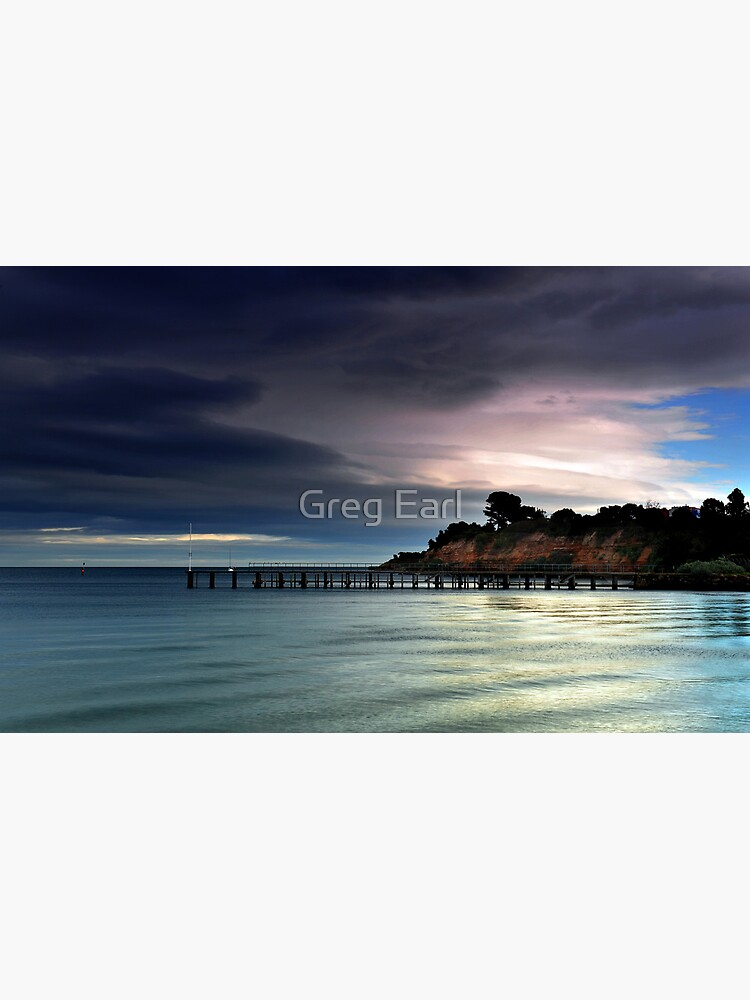 Passing Storm - Beaumaris by GregEarl