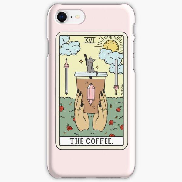 COFFEE READING (LIGHT) iPhone Snap Case
