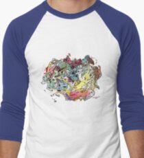 My loved Chaos Men's Baseball ¾ T-Shirt