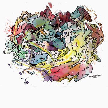 My loved Chaos by ElenaKotliarker