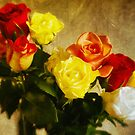 Romantic Roses by Kasia-D