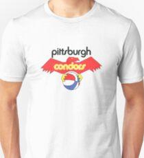 Pittsburgh Condors Vintage Slim Fit T-Shirt