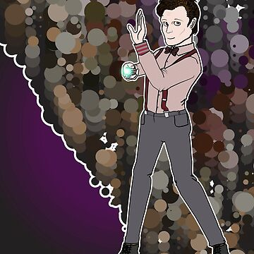 Eleventh Doctor by ClassicFlower