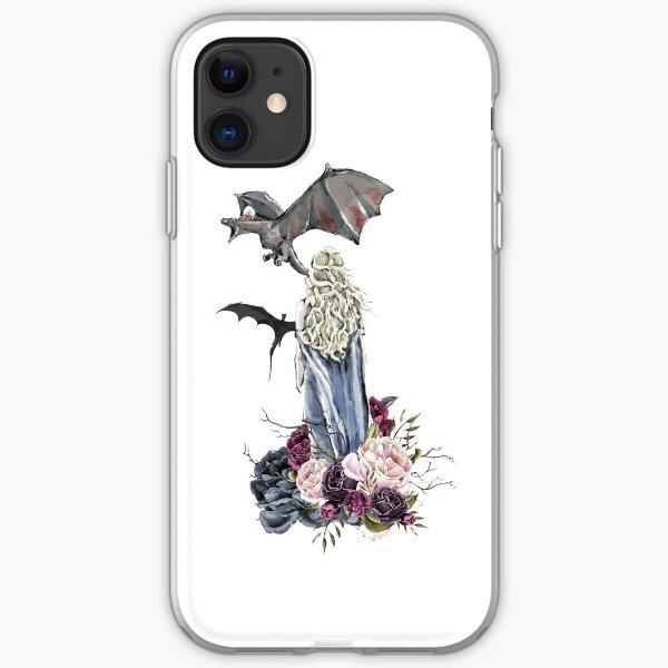 GOT dragons iPhone Soft Case