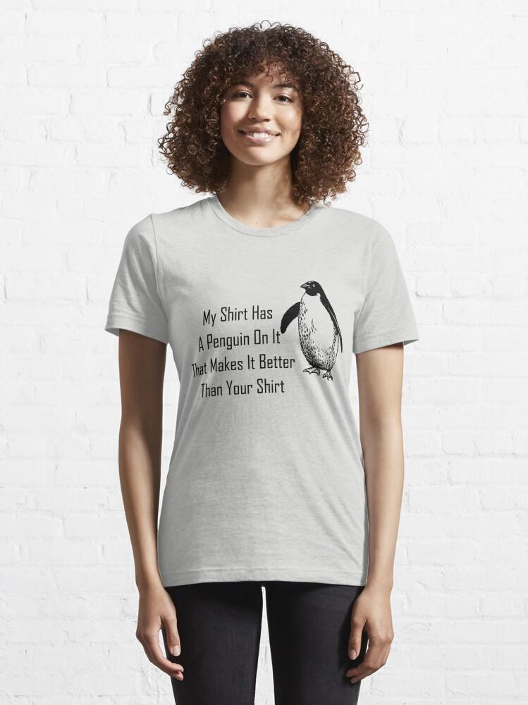 Alternate view of Penguin Essential T-Shirt