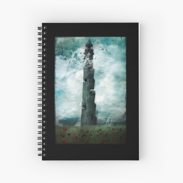 The Dark Tower Spiral Notebook