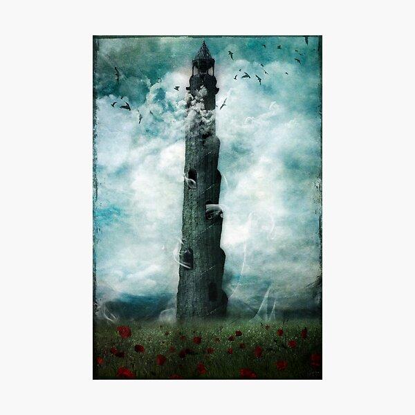 The Dark Tower Photographic Print