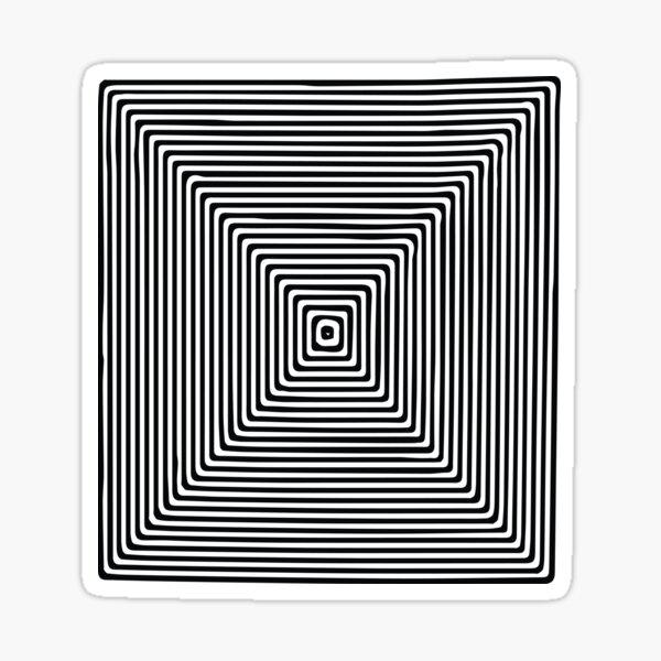 Whitespace Sticker