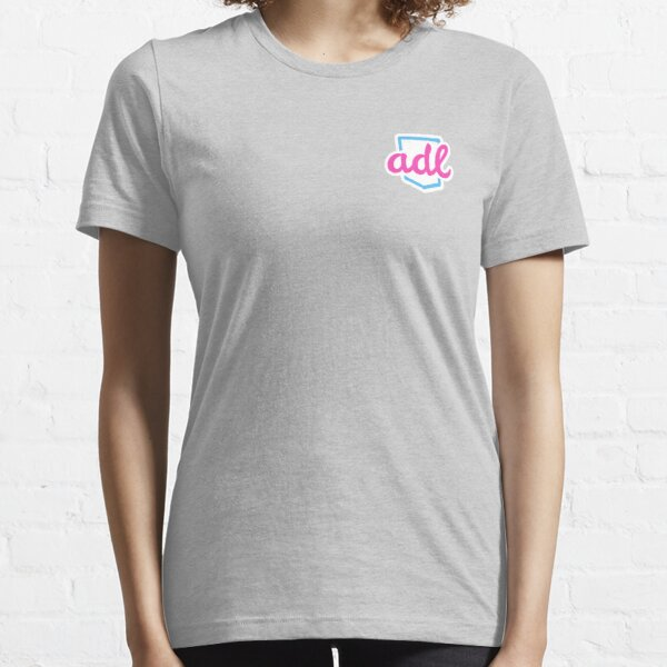 Frontend ADL Tee (Front Pocket - Grey) Essential T-Shirt