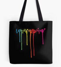 I STUDY RAINBOWS Tote Bag