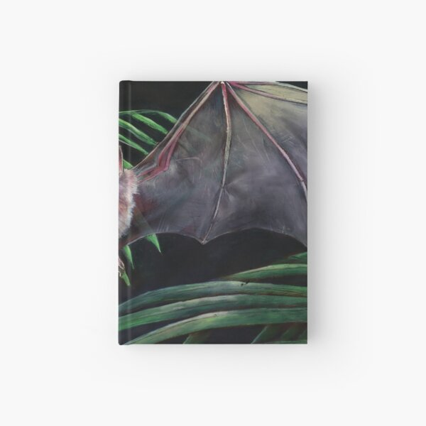 Parnell's Mustached Bat Hardcover Journal
