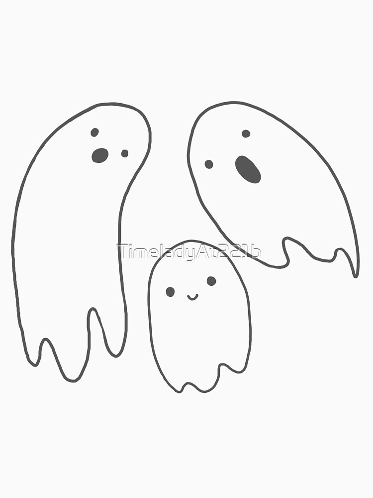 Ghosties by TimeladyAt221b