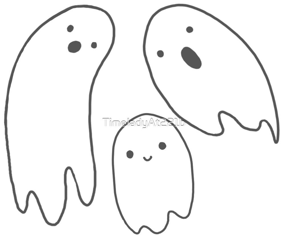 Ghosties by TimeladyAt221b