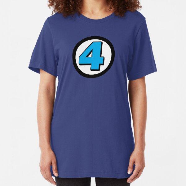 FANTASTIC FOUR #1 Slim Fit T-Shirt
