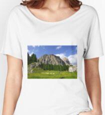 Camiseta ancha Col del Bos