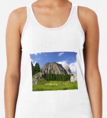 Camiseta con espalda nadadora Col del Bos
