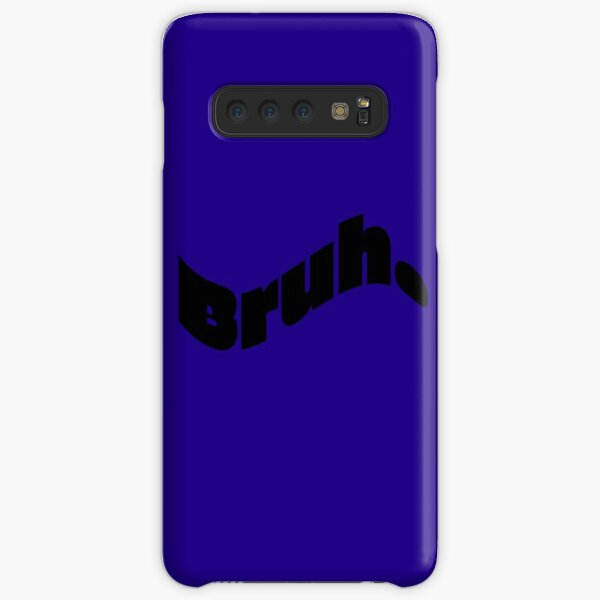 for those bruh momentums Samsung Galaxy Snap Case