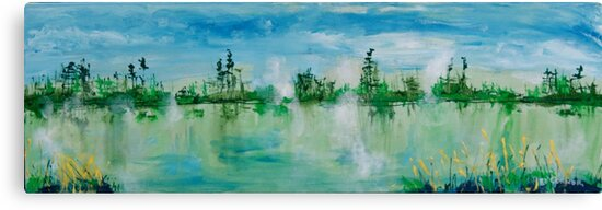 MISTS ACROSS THE LAKE by eoconnor