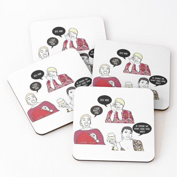 Nene  Coasters (Set of 4)