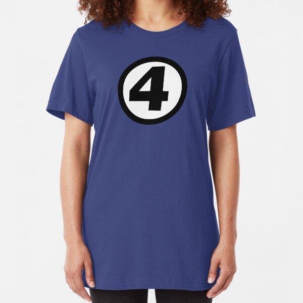 FANTASTIC FOUR #4 Slim Fit T-Shirt