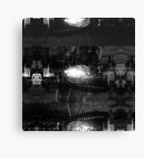 P1430749 _Luminance _Rasterbator _XnView _GIMP Canvas Print