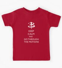 Go through the motions Kids Clothes