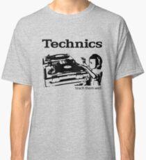 technics 2 Classic T-Shirt