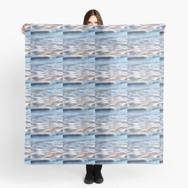 The sea in motion Scarf