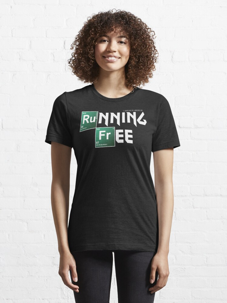 Alternate view of Running Free Essential T-Shirt